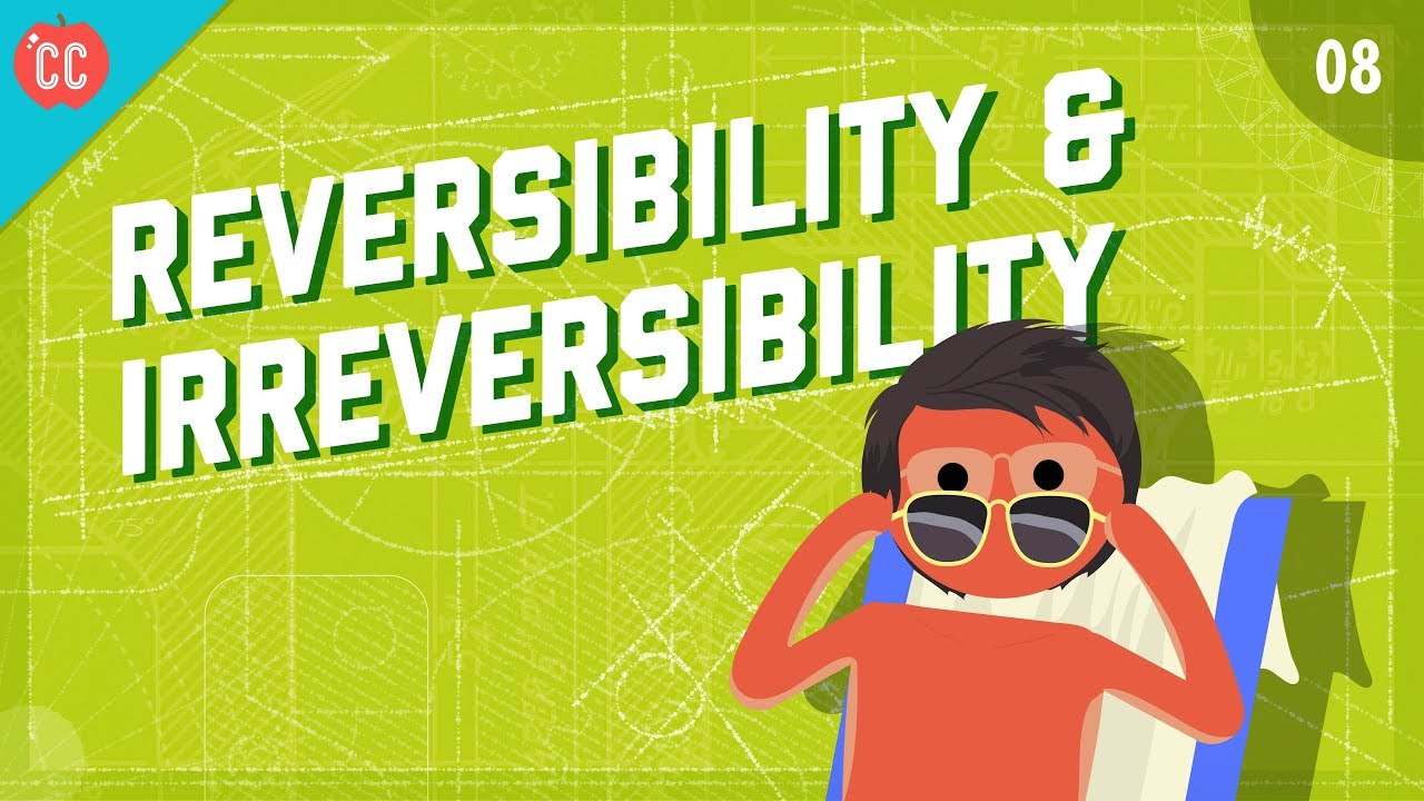 Reversibility & Irreversibility: Crash Course Engineering #8