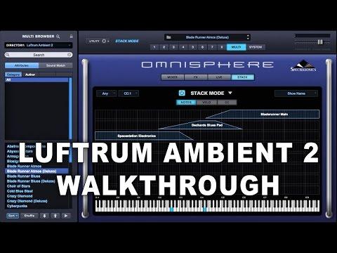 Luftrum Ambient 2 - Soundbank for Omnisphere 2