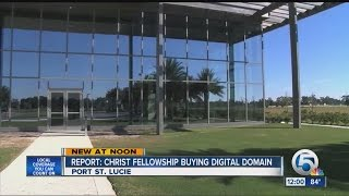 Report: Church buys Digital Domain building