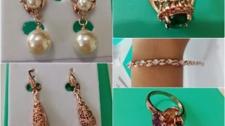 Unboxing - Aliexpress ROXI Jewelry