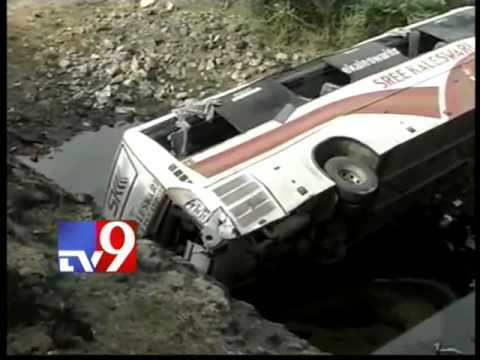 Enquiry team to submit report on Kaleswari bus accident   Tv9