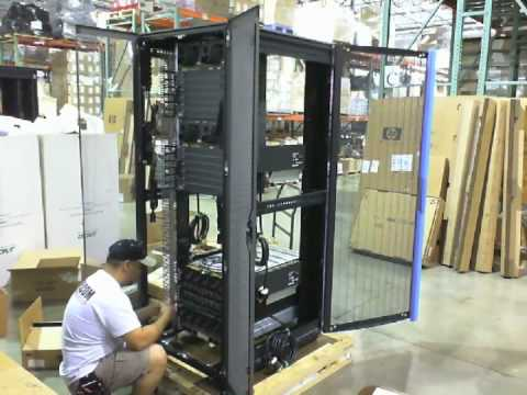 Hardware Lifecycle Services   Server Rack Configuration   YouTube