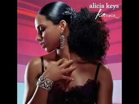 Alicia keys no one hair