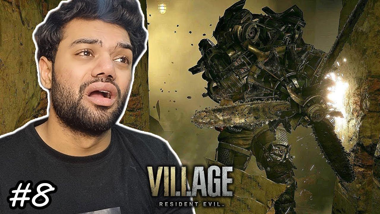 Ab Yeh Kahan Se Aageya? 😭 | Resident Evil 8 Village | Part 8 !!!