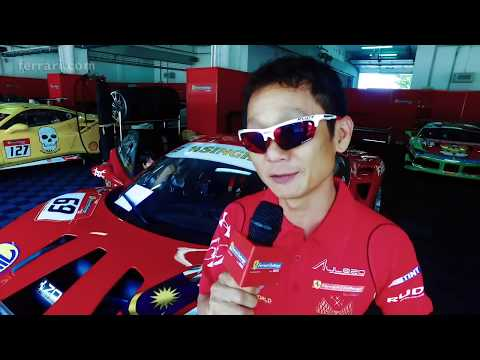[EPMtv] for Ferrari Challenge Asia Pacific