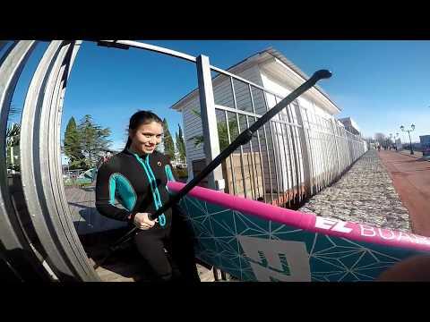 sup sochi surfing зимние путешествия