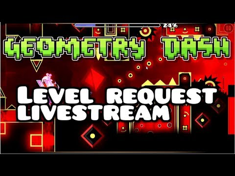 Geometry Dash | Level requests 0w0 (ROAD TO 290 SUBS!!!)