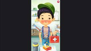 Kids Play Pepi Doctor - Explore a Variety Of Doctors' Tools - Game For Kids
