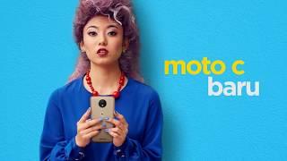 Moto C 4G – Exclusive Launch on Blibli