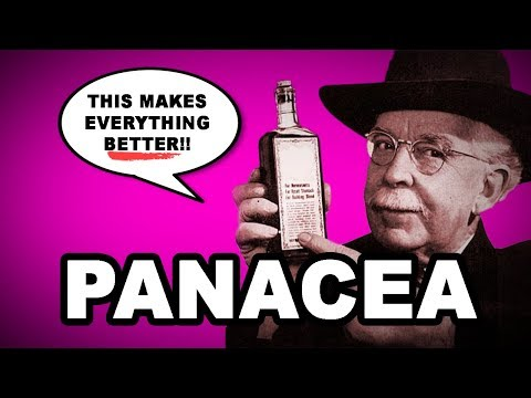 💊 Learn English Words - PANACEA - Meaning, Vocabulary with Pictures and Examples