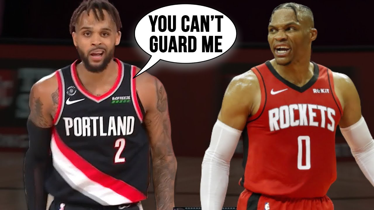 Blazers Found A BABY LILLARD! Gary Trent Jr. REVEALED