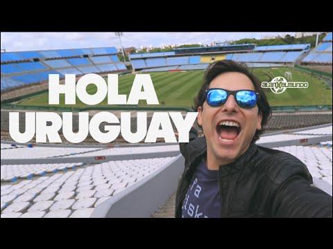 Hola Montevideo! Uruguay #1