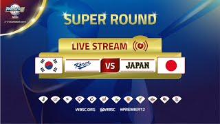 Korea v Japan - WBSC 2019 Premier12 Super Round