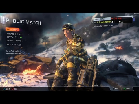 BO3 MULTI WITH SUBS!! | Ps4 | BO3 | Interactive!!!