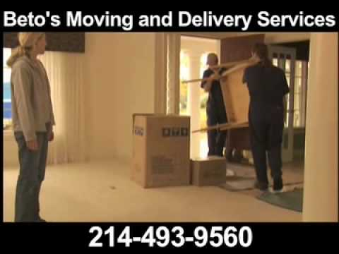 Beto's Moving and Delivery Services, Irving, TX