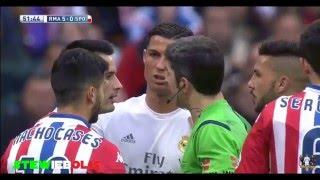 Best Football Fights of 2016 ● ft Cristiano Ronaldo,Messi,Neymar,Suarez,Diego Costa,Balotelli.. ● HD