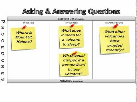 Asking and Answering Questions for Reading Comprehension  YouTube