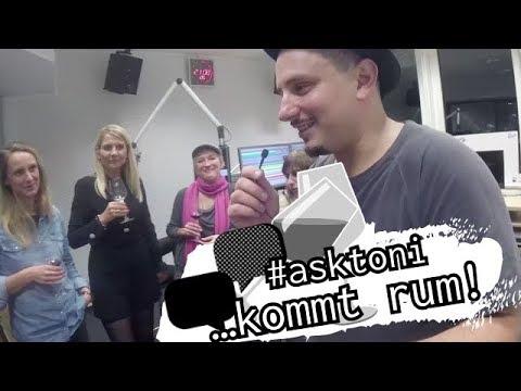 #asktoni - …kommt rum! - bei Antenne Düsseldorf