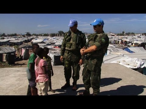 What future for the UN in Haiti?
