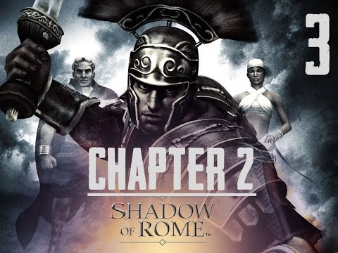 Shadow of Rome #3 - Chapter 2 - No Commentary - 1080p60fps