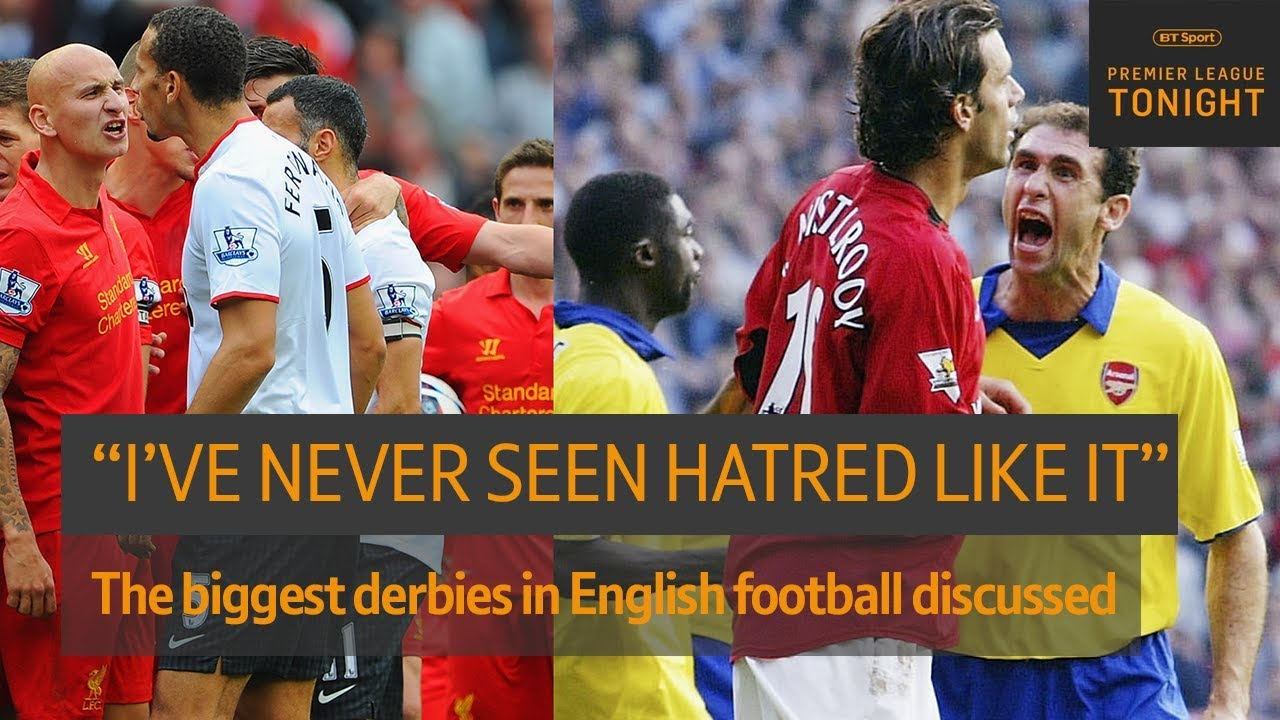 What Was It Like To Play In Some Of The Biggest Derbies In England