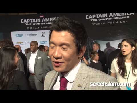 Captain America: The Winter Soldier Exclusive Premiere with Chin Han