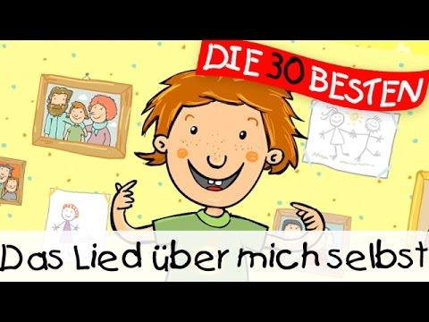 Das Lied über mich selbst - Wissenslieder zum Mitsingen || Kinderlieder