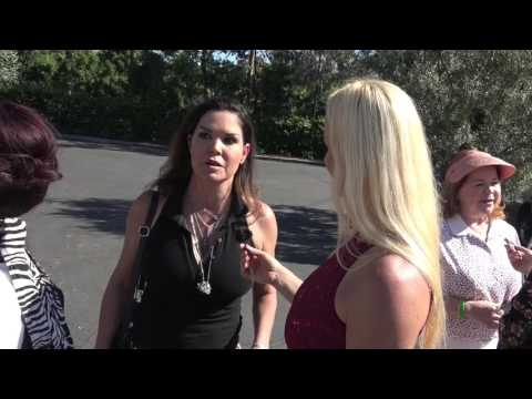 RED CARPET OF HOLLYWOOD TVIntervew with ActressProducer PAULA  TRICKEY