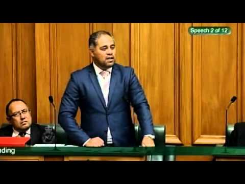 Māori Language (Te Reo Māori) Bill - Second reading - Part 2