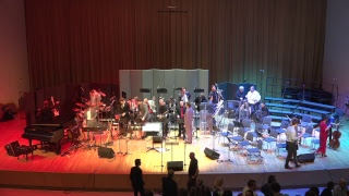 A Night of American Music - Frost Studio Jazz Band and Frost Concert Jazz Band
