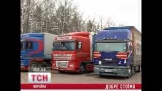 видео Грузовики в Белоруссии