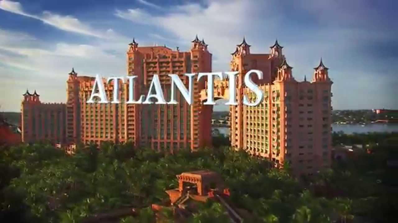 Hotel Atlantis Bahamas Youtube