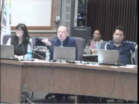 2014-03-26 Oneida Nation WI BC Mtg re requiring HR post job openings fairly