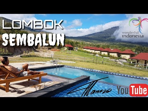 HEEEBOOH...! BIN SMITH Jakarta Ke Lombok Sembalun 7.7.2017