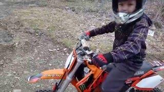 Jeffrey Jr: 2003 KTM 65sx First Ride: Part 1