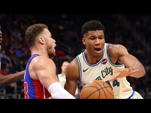 giannis-disrespected-by-blake-griffin-in-heated-after-griffin-humiliates-,&-gets-checked-by-bucks!🏀