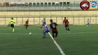 Gela - Nocerina 1910 1-2: gli highlights della gara