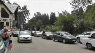 Свадьба байкеров в г.Жуковский 6 июля 2013г.