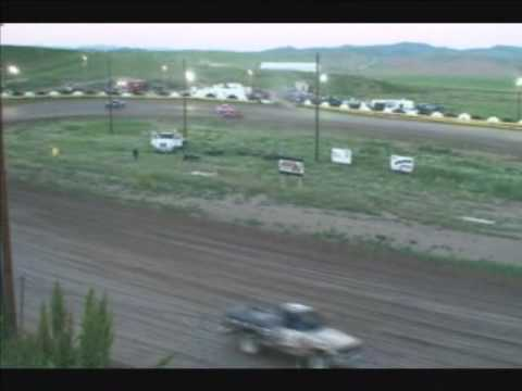 VW bug racing  For A Cure 6-25-09