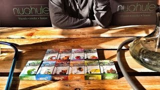 Обзор новых вкусов табака для кальяна Serbetli.