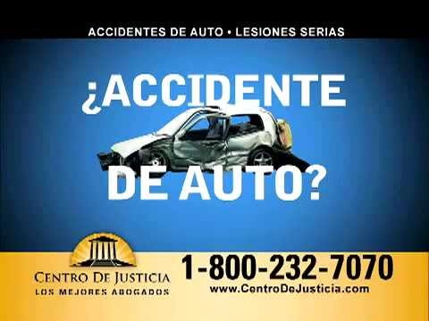 Nagelberg Bernard Law Group - Centro De Justicia SF - Commercial - Accidente de Auto