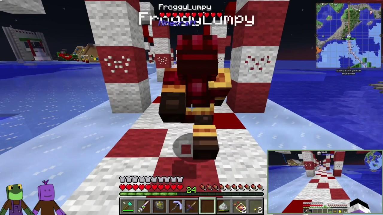 Minecraft Direwolf20 E26 Living and Sentient Armor
