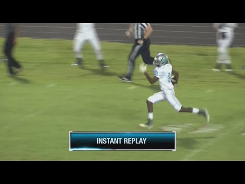 Game Night Live: Glenn Hills vs. Harlem - 1st Quarter