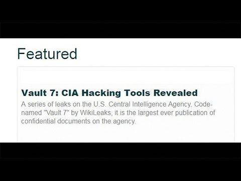Wikileaks reveló información sobre herramientas de hackeo de la CIA