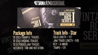 Vintage Rock Series 1 feat. Martin Miller at Jamtrackcentral.com