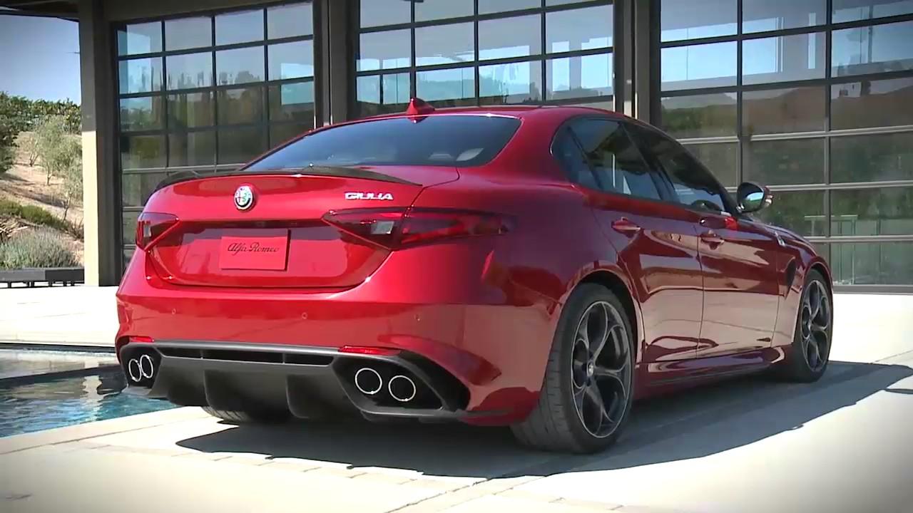 Passive Entry I 2017 Giulia I Alfa Romeo USA - YouTube