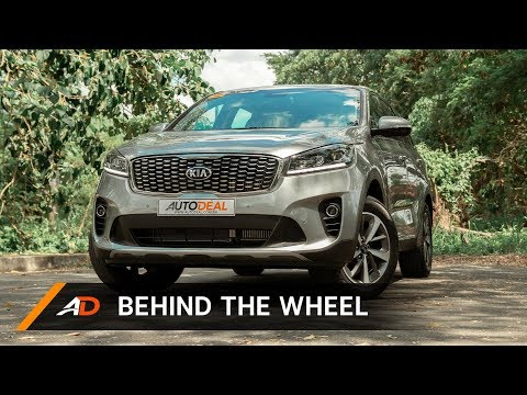 2019 Kia Sorento Review - Behind the Wheel