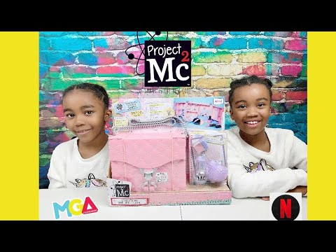 Project MC2 Ultimate Spy Bag from MGA Entertainment