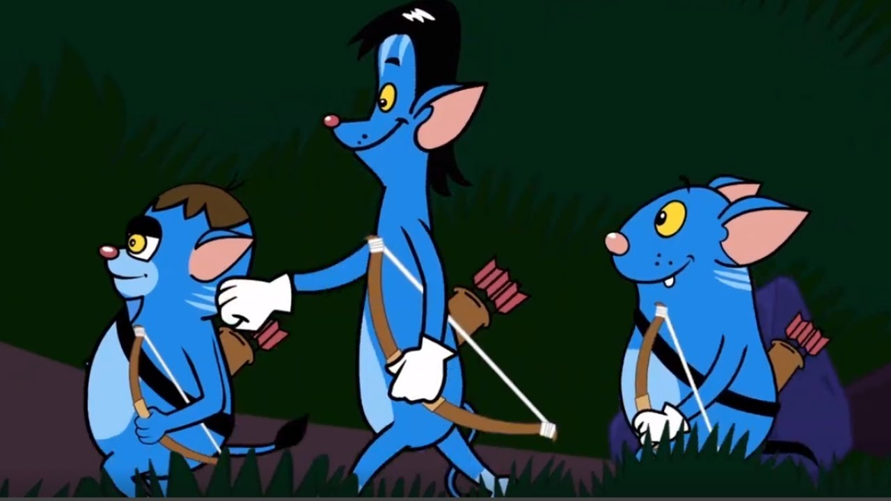 Rat-A-Tat |'Avatar Mice Brothers Animated Cartoons for Kids'|Chotoonz #Kids Funny #Cartoon Videos