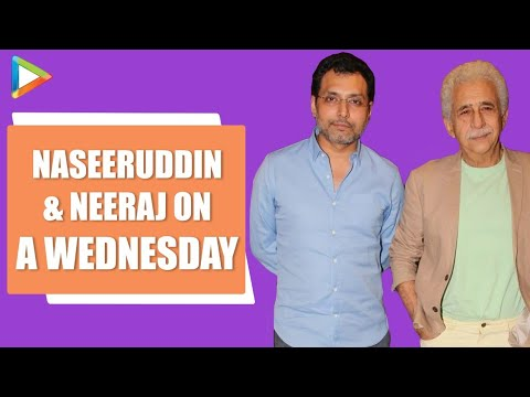 Naseeruddin Shah REVEALS He Was First Offered Anupam Kher's Role In 'A Wednesday'